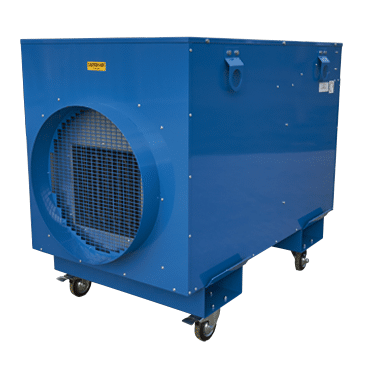 FF42 | Industrial Heaters | Heater Hire | Cross Rental Services